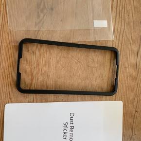 Sælger pancerglas til x/xs/11 pro.   Jeg har kigget forkert på str.  Det eneste, som ikke er helt nyt er kassen, da den har været åbnet.   Købt i Elgiganten d. 20 juli 2020