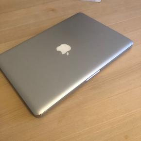 Macbook fra 2011. Fungere fint.