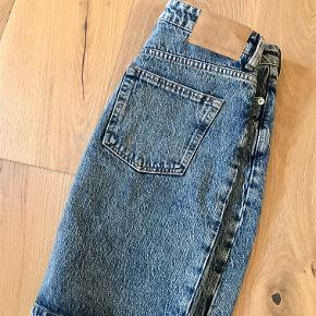 Samsøe Samsøe denim nederdel Str. xs-s Brugt én gang Spørg endelig for mere info eller prisforhandling:))