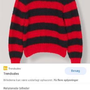 Mega smuk ganni sweater ❤️ str 36
