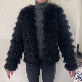 Super flot pels jakke 🔆 Vaskebjørn