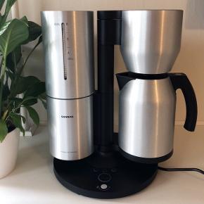 Siemens kaffemaskine - Porsche design.