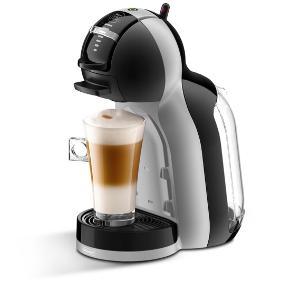 Nescafé Dolce Gusto cafe maskine fra DeLonghi. Mini me. Brugt en enkelt gang og er derfor som ny. Pakken er lidt smadret, men maskinen fejler ingenting og ser fin og ny ud.