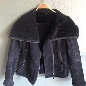 Club Collection pels- & skindjakke
