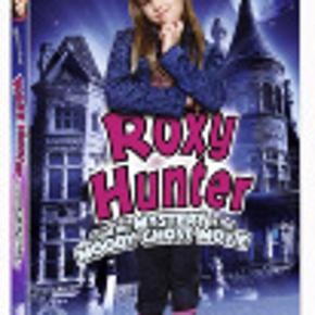 Roxy Hunter and the Mystery of the Moody Ghost movie (DVD)  Dansk Tekst - I FOLIE
