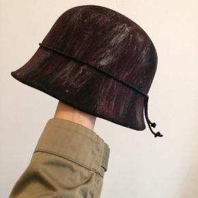 Fransk hat i uld