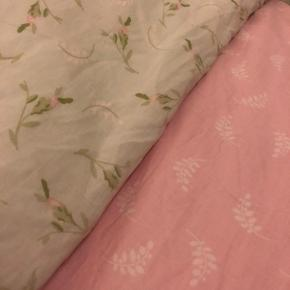 DUVET COVER SET - Double sided! Excellent quality cotton set 220x240 Color more accurate in second picture. Has no flaws.