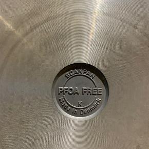 Scanpan wok 32 cm IKKE til induktion! Non-Stick