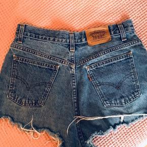 Fede Levi's denim shorts 🌸💖 fitter en S