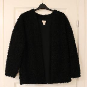 5e5abca6 Fluffy jakke Str M