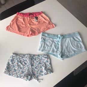 Shorts/natshorts sælges. Str. 38, fra H&M og Femilet. Jeg sender gerne. Alle sælges for 150 kr. inkl. porto.