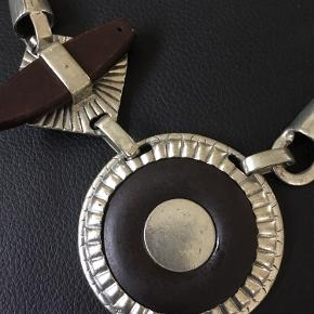 Mega sejt halskæde, købt i Frankrig