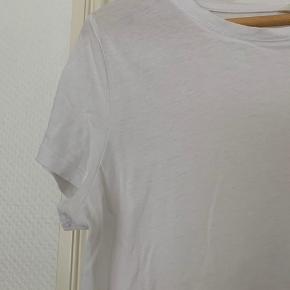 Hvid tshirt fra h&m