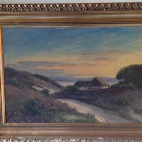 Maleri Farve: Se billede