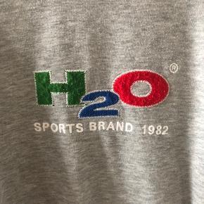 💧H2o sportswear sweatshirt Bomuld
