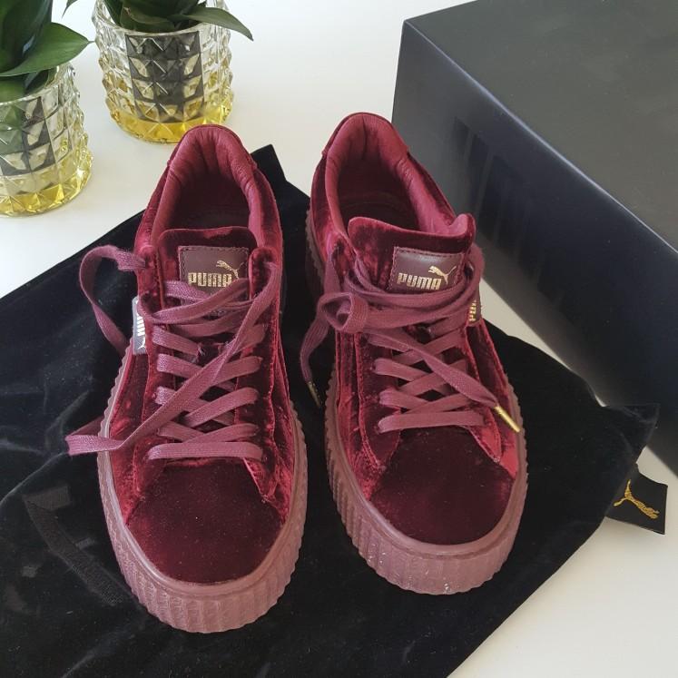 rihanna puma sneakers ebay