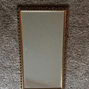 Vintage spejl til salg 90 x 50 cm