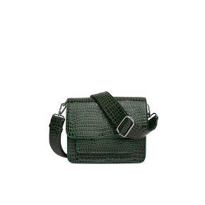 Hvisk taske i farven jungle green