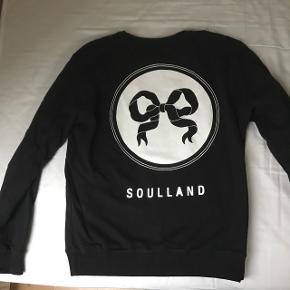 Soulland trøje. Vasket 1 gang, så næsten som ny