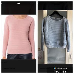 2 stk en rosa og en lyseblå sælges samlet( pris for begge) Passer small medium Bytter gerne
