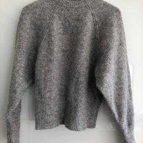 Helt fantastisk Mohair blend sweater med raglan-ærmer.  Sælger kun fordi jeg har for mange.