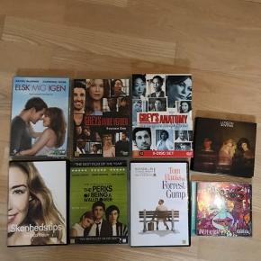 """Film 10kr stk CD: Maroon 5 """"overexposed"""" og London grammar """"if you wait"""" 10kr stk"""