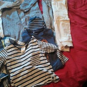 3 natdragter 2 par bukser 2 t-shirt 1skjorte og 1 bluse