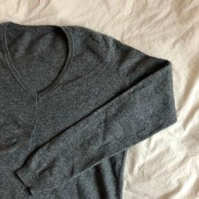 Blød sweater i uld