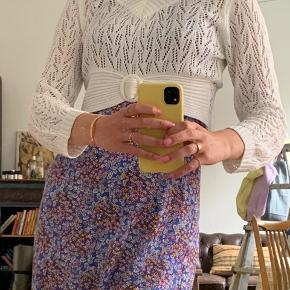 Flot vintage sweater 💫  🧡 Passer en str. XS og S 🧡 Let og luftig 🧡 Smukke detaljer