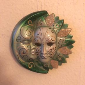 Venetiansk maske 40kr