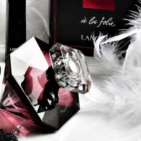 Lancôme La Nuit Trésor Á La Folie Women EDP 30 ml. Kun testet. Pris 415kr