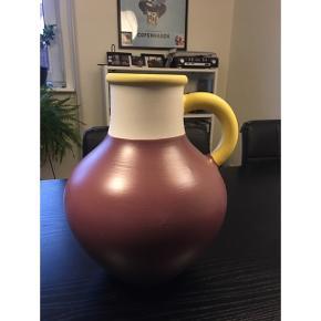 YPPERLIG vase i brun fra IKEA. Få måneder gammel og fremstår helt som ny.  Nypris: 200 kr.