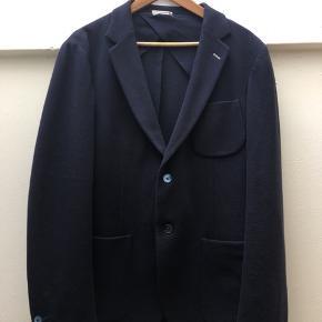 Gant rugger - blå blazer  Brugt få gange.  Nypris 2700