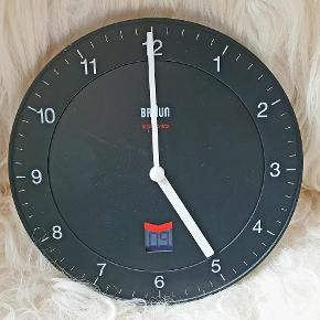 Braun ur/vægur