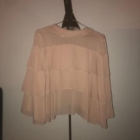 Fin trøje fra Zara. Den er brugt 3 gange og er i virkelig god stand. Sælges da den er for lille!