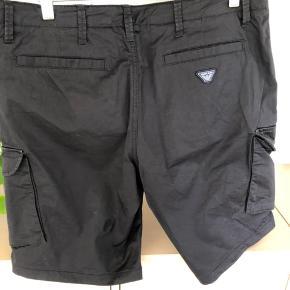 Smarte shorts str. 48 - så nok en lille L ;-))