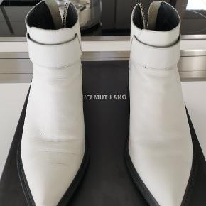 Helmut Lang støvler