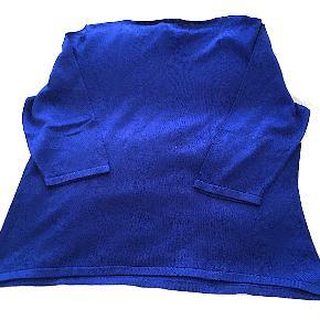 Peter Hahn jumper i 70% silke, brugt få gange, er som ny.