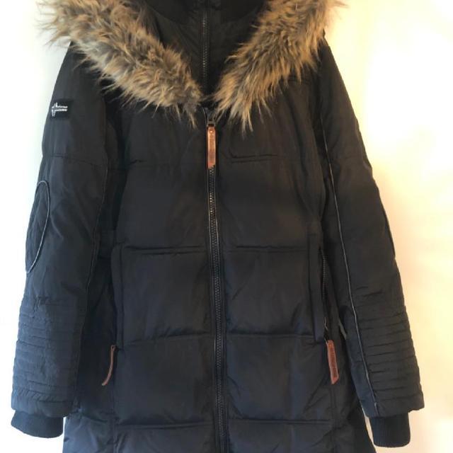 Kvinders vinterjakke (46 billeder): jakke, frakke, med pels