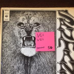 Santana vinyl lp plade god stand
