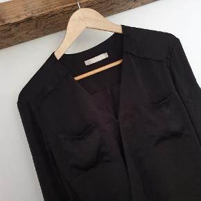 Silk like long shirt⚡⚡⚡ 100%polyester