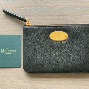 Mulberry zip coin pouch. Brugt få gange.