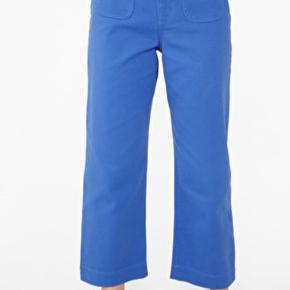 Super fine blå bukser fra Monki. Desværre ikke brugt ret meget, da de ikke helt var min størrelse.