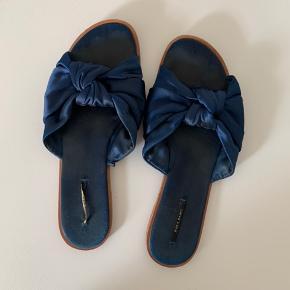 Smukke sandaler med knude fra Zara 💙