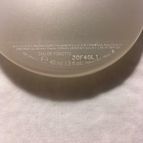 Bvlgari Aqva Divina Eau de Toilette 40 ml spray.  Prøvet 2 gange.