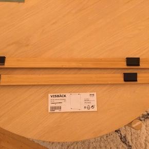 VISBÄCK RAMME Til posters osv, aldrig brugt, fra IKEA.  60 cm