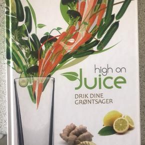 Bog med juiceopskrifter + diverse
