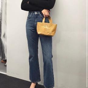 Mile jeans W29. Brugt omkring 3-4gange, er i perfekt stand, de skal bare lige stryges da de er en smule foldede efter vask. sælges kun hvis det rigtige bud kommer!