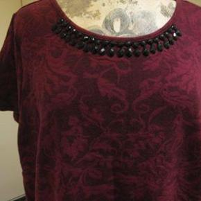 George kjole str 50 Bm 2x65 cm Længde 100 cm - går lige ned - cotton/polyester lidt stræk i stoffet. 120kr plus porto (m8503) #Secondchancesummer