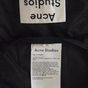 Acne Studios Malthe black nylon coat. Very good condition.  Fits true to size, google model name from fit pics.  Happy to send more pics if needed!